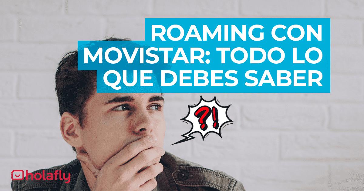 roaming movistar