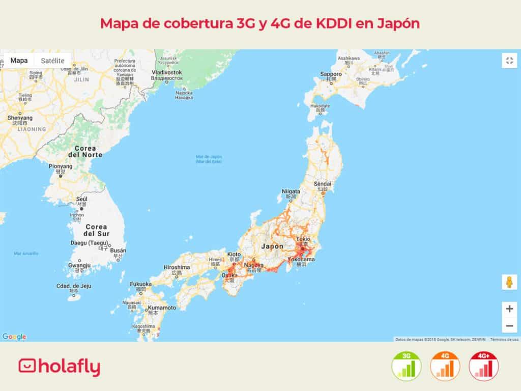 internet japon