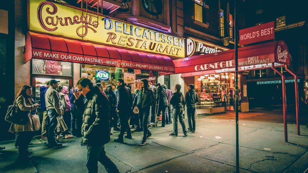 Aktivitäten in New York