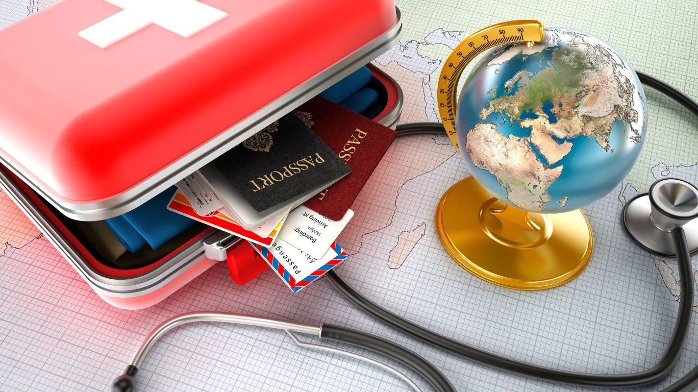 Reiseversicherung Vietnam