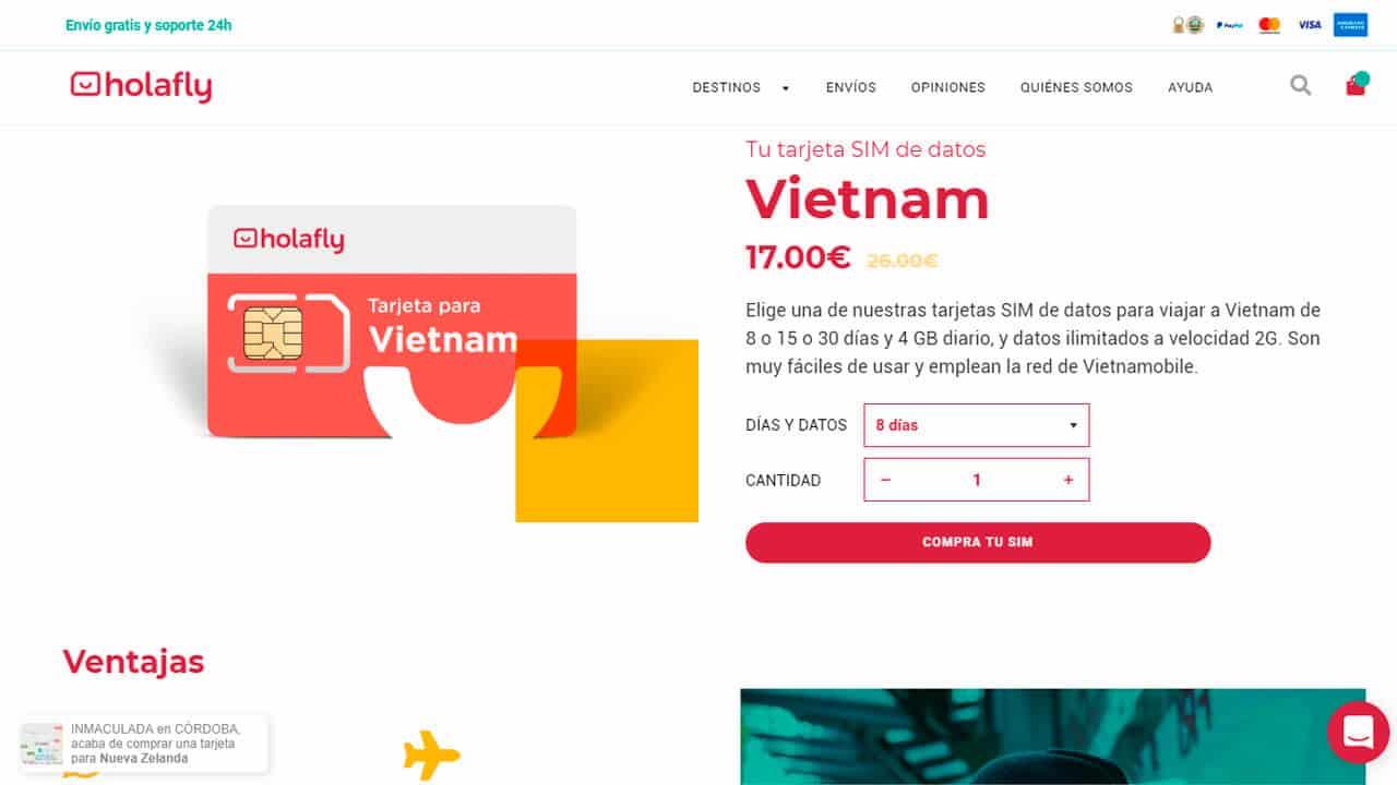 internet vietnam holafly