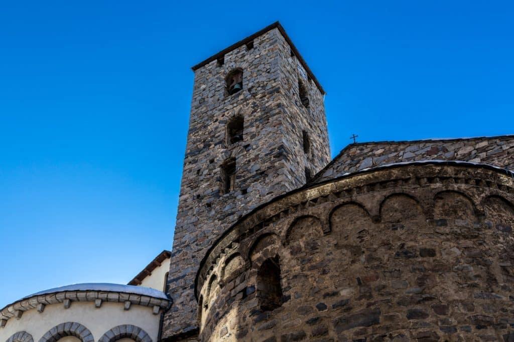 Iglesia Sant Esteve (Andorra la Vella)