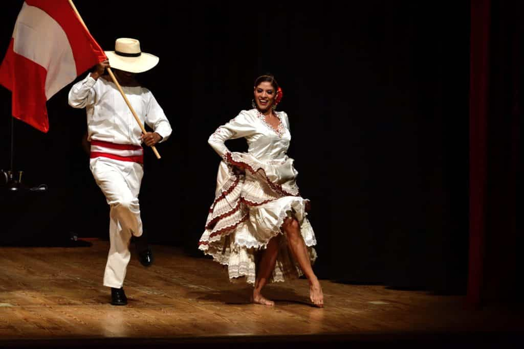 Marinera Norteña, danza peruana, Trujillo