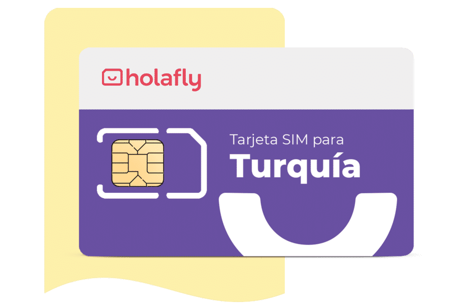 tarjeta sim de datos Turquía de Holafly